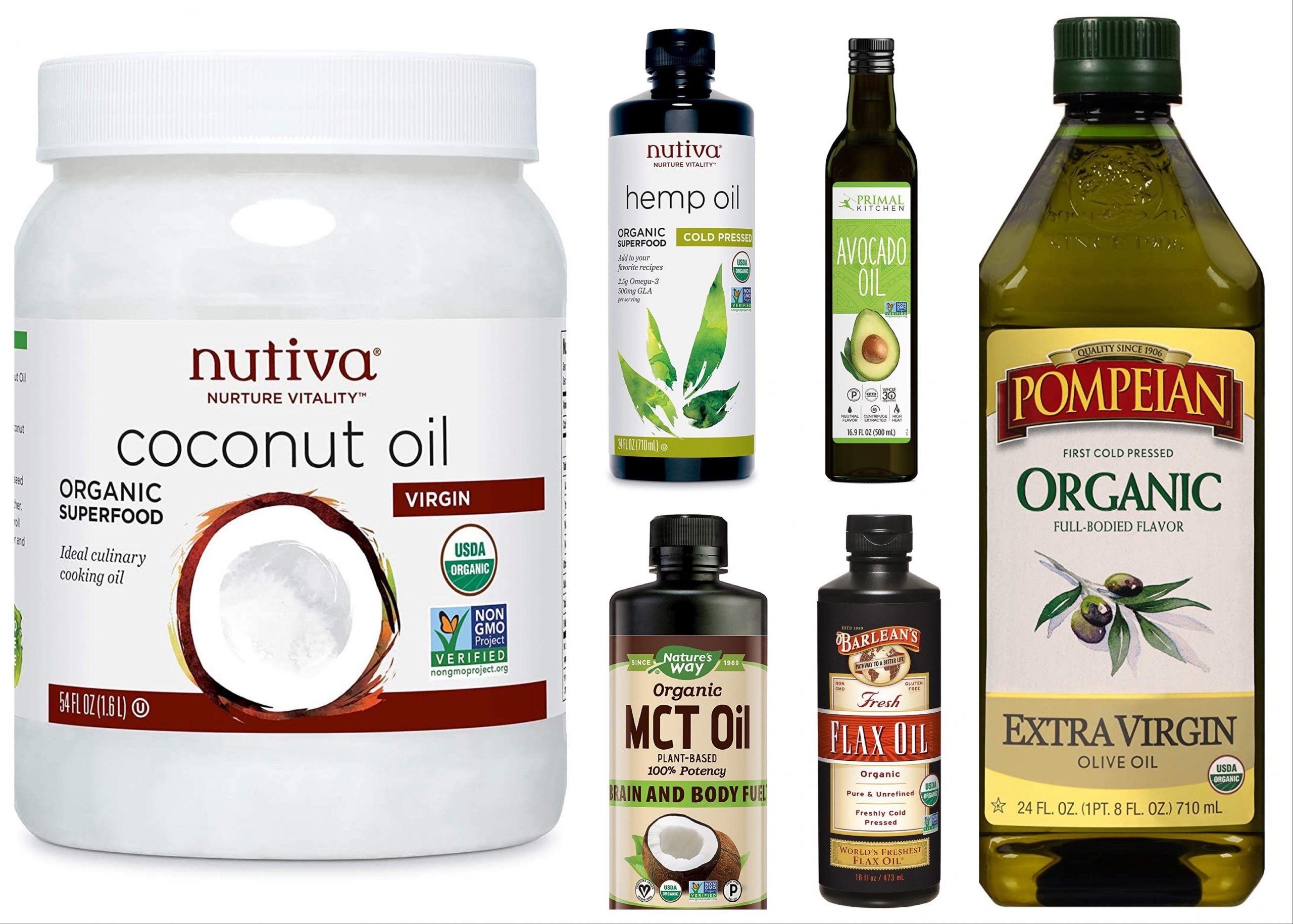 Healthy Cooking Oil   What Cooking Oil Is The Healthiest